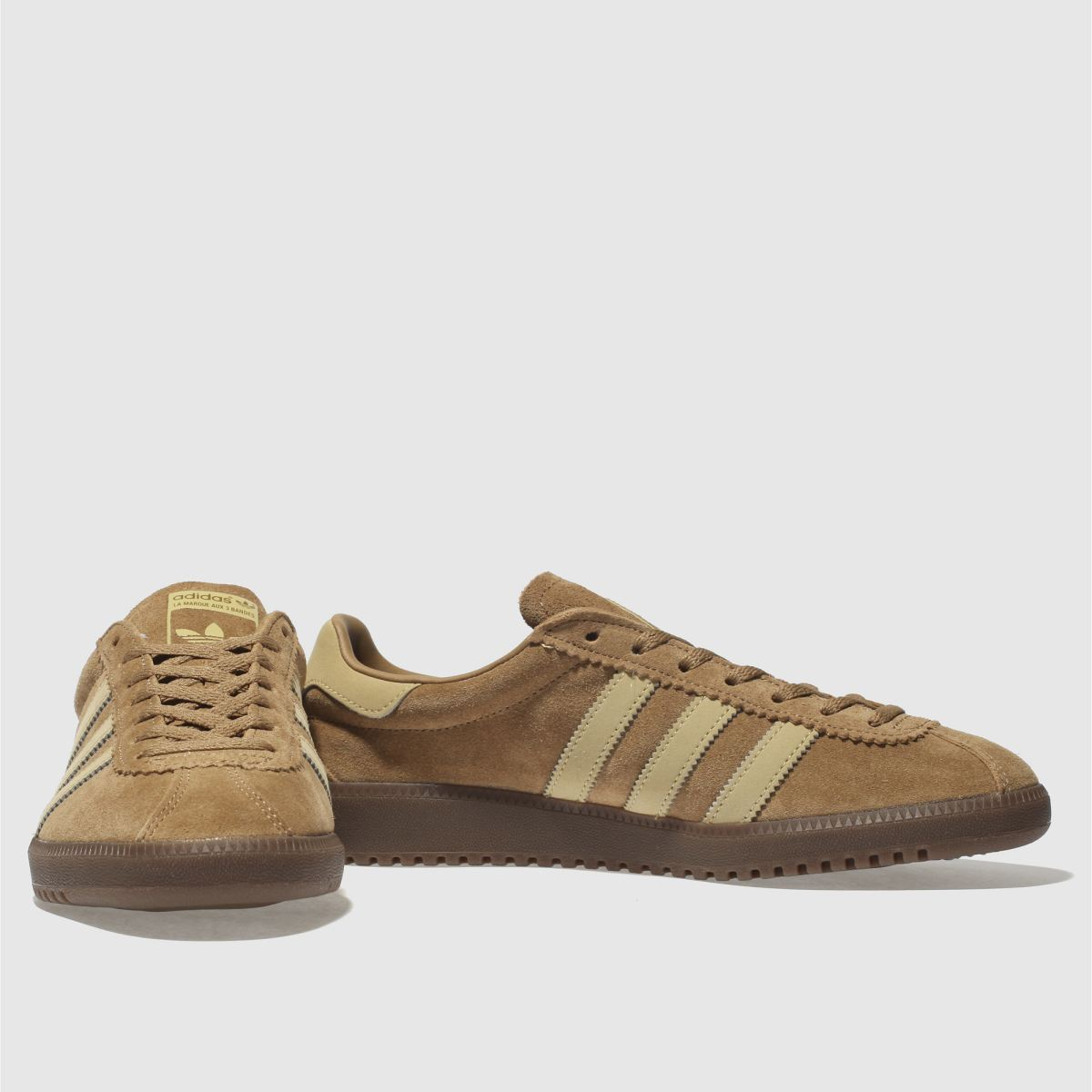 Herren Hellbraun adidas Bermuda Sneaker   schuh Gute Qualität beliebte Schuhe