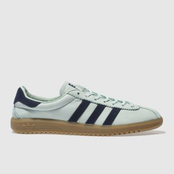 Adidas Light Green Bermuda Mens Trainers