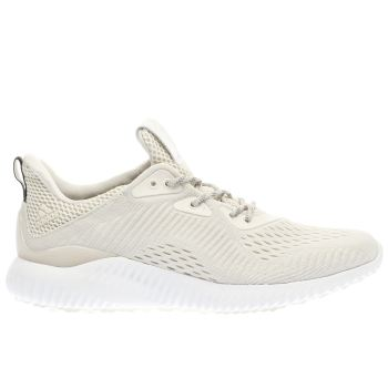 newest 2c0d1 dcc73 ADIDAS STONE ALPHABOUNCE TRAINERS