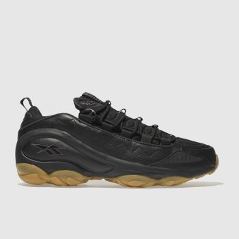 Reebok Black Dmx Run 10 Mens Trainers