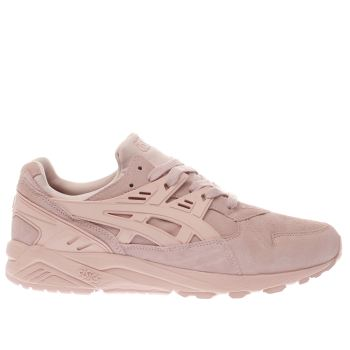 Asics Pink Gel-Kayano Mens Trainers