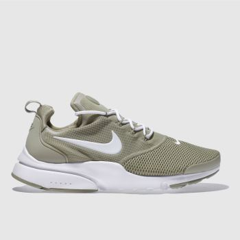 Nike Beige Presto Fly Mens Trainers