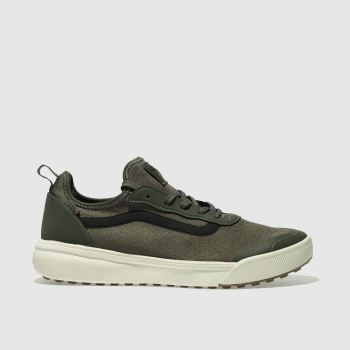 Vans Khaki Ultrarange Mens Trainers