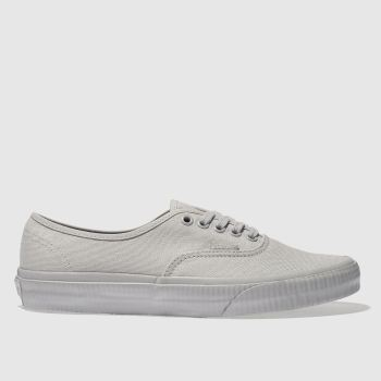 Vans Grau Authentic Herren Sneaker