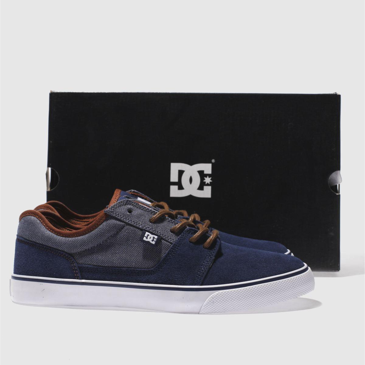 Herren Marineblau Gute dc shoes Tonik Se Sneaker | schuh Gute Marineblau Qualität beliebte Schuhe fdec76