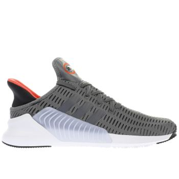 Adidas Grey Climacool 02/17 Mens Trainers