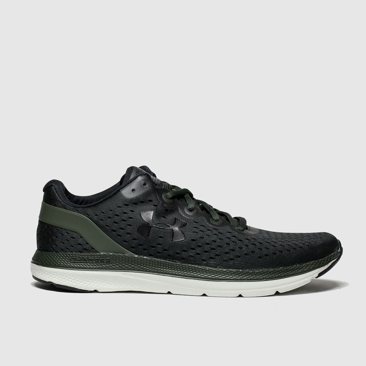 Under Armour Khaki Charged Impulse Trainers