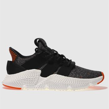 Adidas Black & Red Prophere Mens Trainers