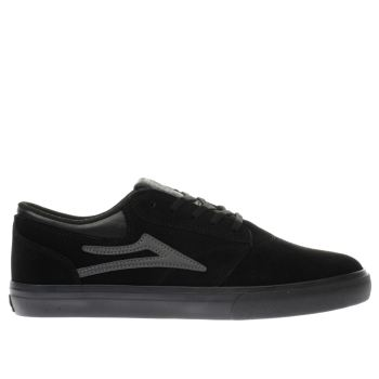 Lakai Black Griffin Mens Trainers