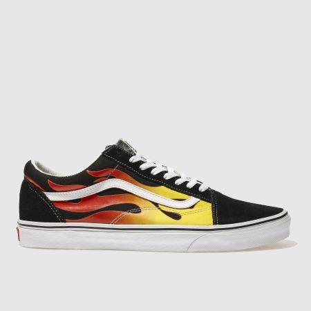 Vans Old Skool Flametitle=