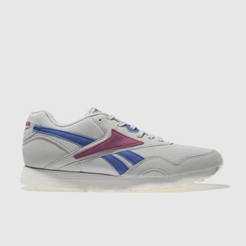 Reebok Light Grey Rapide Mens Trainers