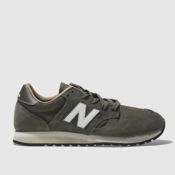 New Balance Khaki 520 Mens Trainers