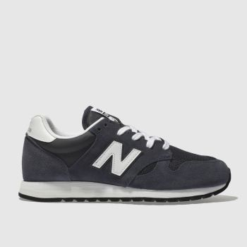New Balance Navy & White 520 Mens Trainers