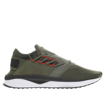 Puma Khaki Tsugi Shinsei Nocturnal Mens Trainers