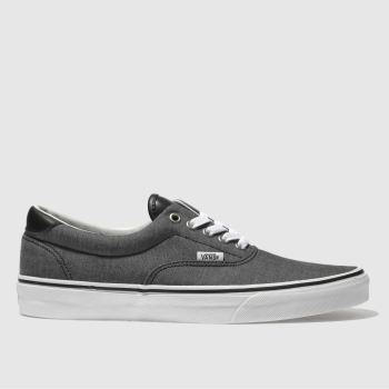 Vans Black Era 59 Mens Trainers