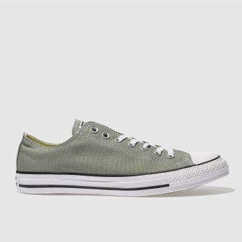 Converse Khaki Chuck Taylor All Star Ox Mens Trainers