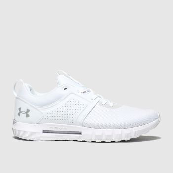 Under Armour White Hovr Ctw Trainers
