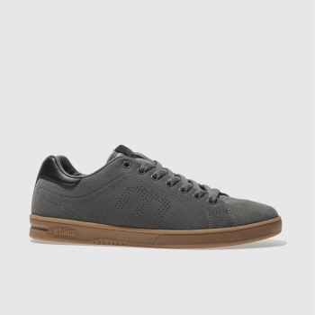 ETNIES DARK GREY CALLICUT LS TRAINERS