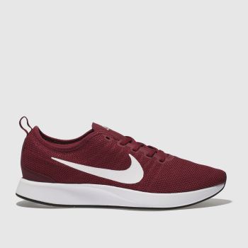 Nike Red Dualtone Racer Mens Trainers