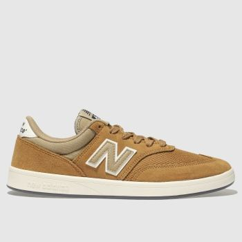 New Balance Orange All Coasts 617 Mens Trainers