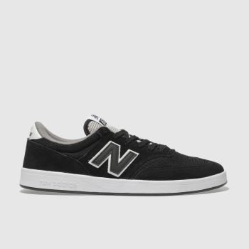 New Balance Black & Grey All Coasts 617 Mens Trainers