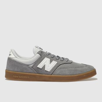 New Balance Grey All Coasts 617 Mens Trainers