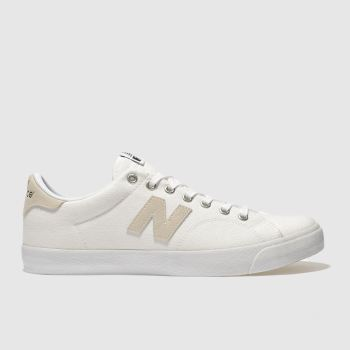 New Balance White & grey All Coasts 210 Mens Trainers