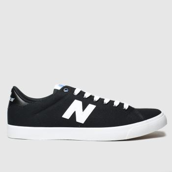 New Balance Black & White 210 All Coasts Mens Trainers