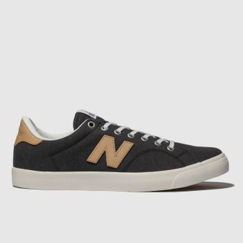 413c7b213cf New Balance Black   Brown All Coasts 210 Mens Trainers