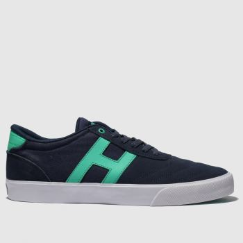 Huf Navy Galaxy Mens Trainers