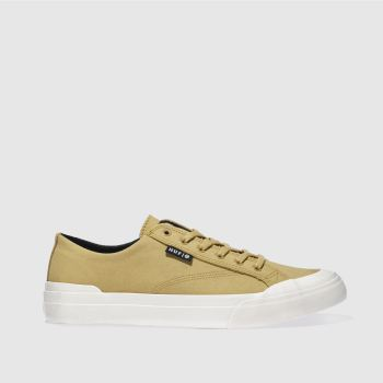 HUF MUSTARD CLASSIC LO TRAINERS