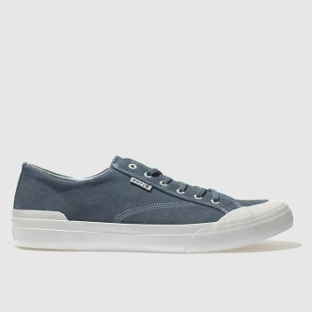 Huf Blue Classic Lo Mens Trainers