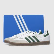 adidas samba grün