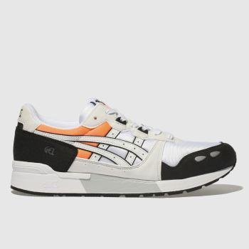Asics White Gel-Lyte Mens Trainers