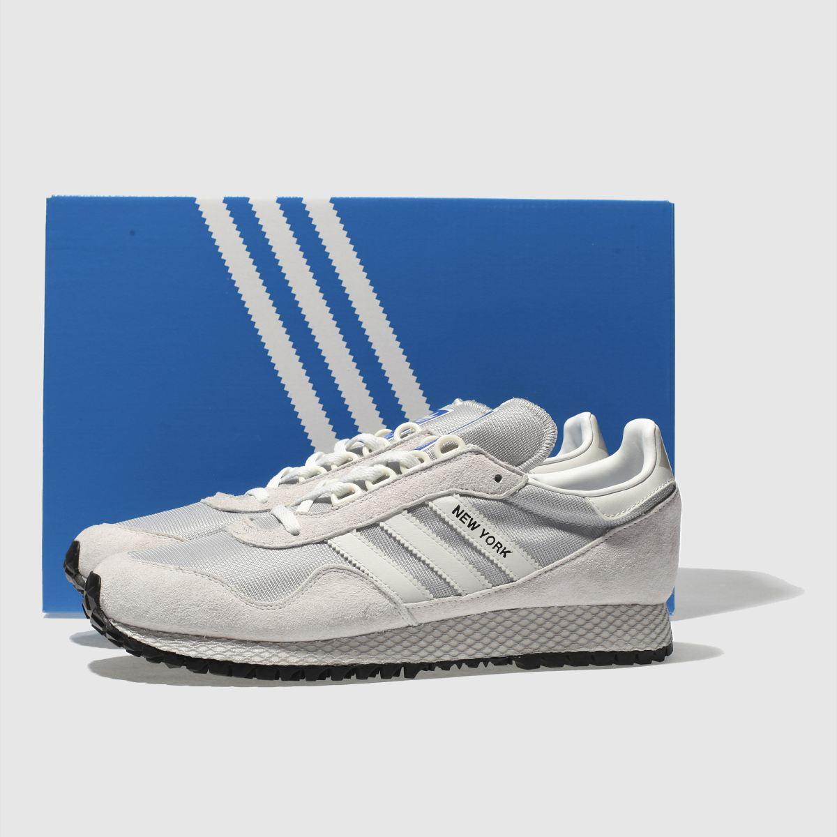 Herren schuh Hellgrau adidas New York Sneaker | schuh Herren Gute Qualität beliebte Schuhe 72ed98