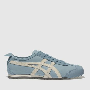 Onitsuka Tiger Pale Blue Mexico 66 Mens Trainers