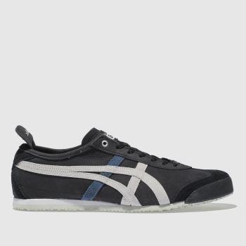Onitsuka Tiger Black Mexico 66 Mens Trainers