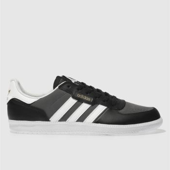 Adidas Skateboarding Black & Grey Leonero Mens Trainers