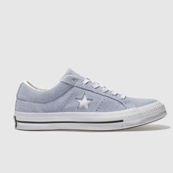 Converse Blue One Star Ox Mens Trainers