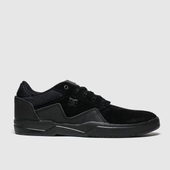 Dc Shoes Black Barksdale Mens Trainers