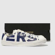 Converse all star wordmark ox 1