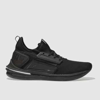 Puma Black Ignite Limitless Sr Mens Trainers