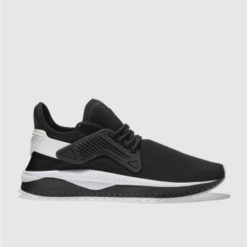 Puma Black Tsugi Cage Mens Trainers