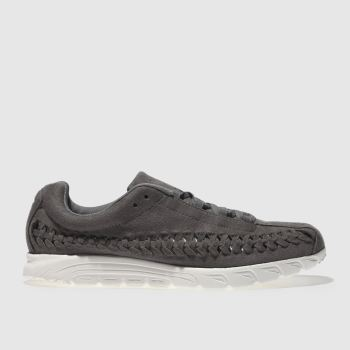 Nike Grey Mayfly Woven Mens Trainers