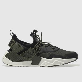 Nike Khaki Air Huarache Drift Mens Trainers