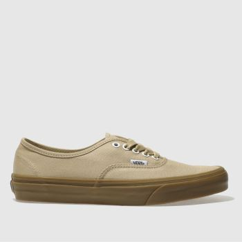 Vans Stone Authentic Mens Trainers