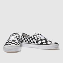 Vans authentic mix checker 1