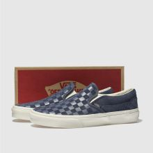Vans classic slip-on checker 1