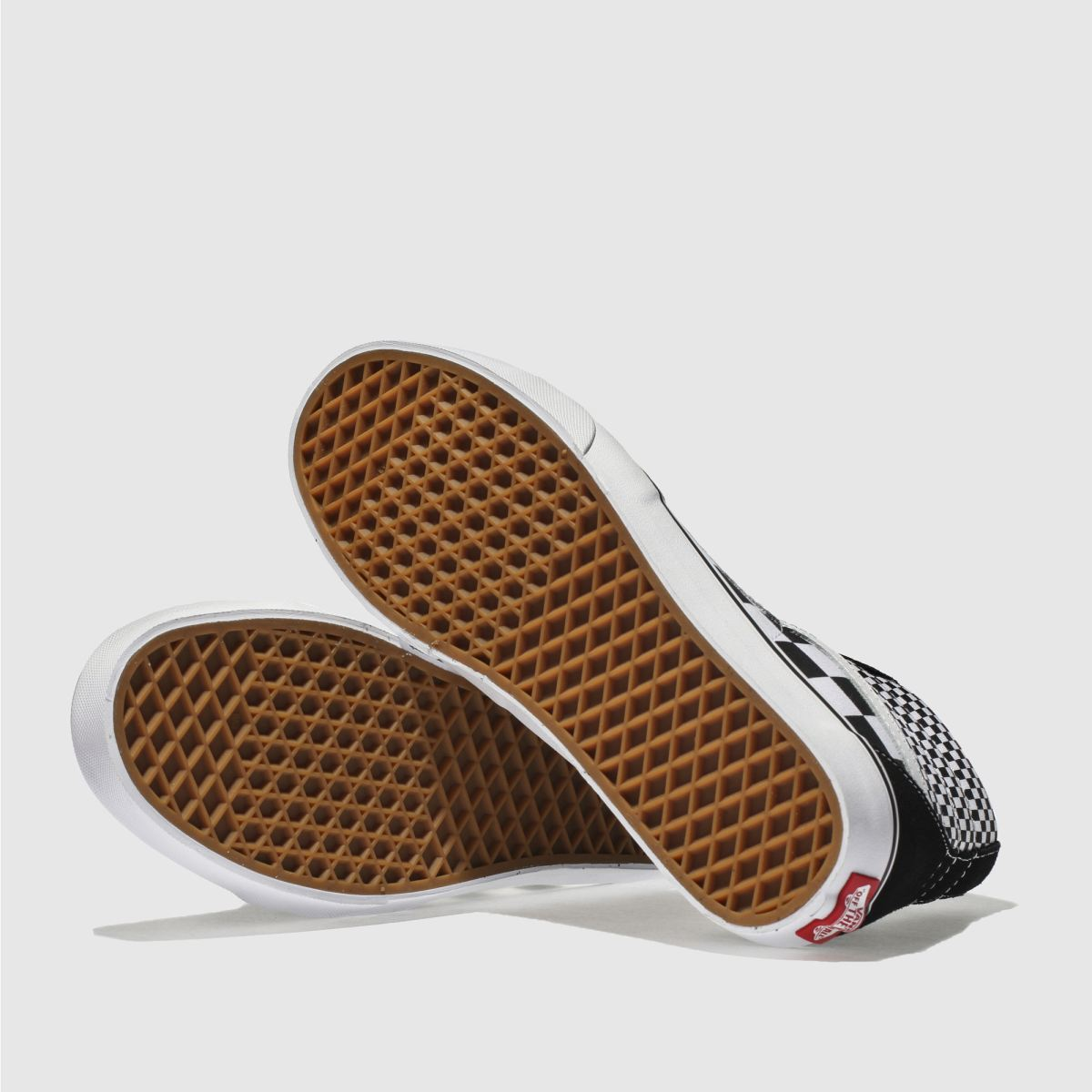 Herren Checker Schwarz-weiß vans Sk8-hi Mix Checker Herren Sneaker | schuh Gute Qualität beliebte Schuhe 8b6a76