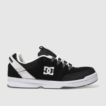 Dc Shoes Black Syntax Mens Trainers